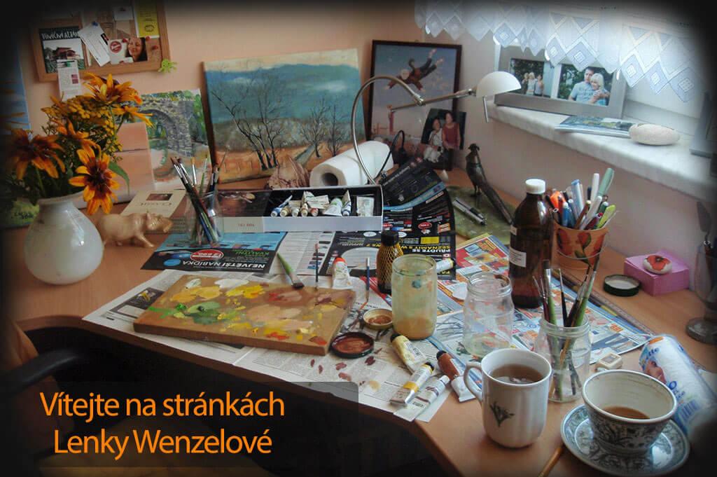 Lenka Wenzelová